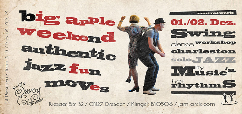 FAQ – Jam Circle • Swing Tanzen in Dresden